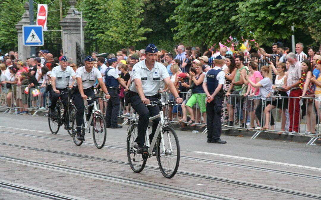 Brigade cycliste