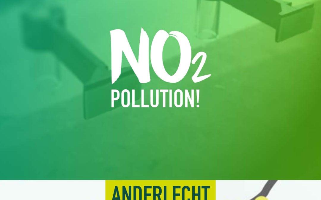 L'étude sur la qualité de l'air à Anderlecht est disponible